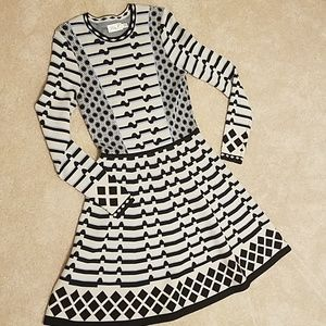 A-Lined  knit dress, in excellent condition